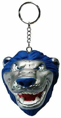 Detroit Lions Key Chain Antenna Topper Foam 4 in 1 Pencil To